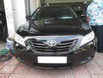 Cần bán gấp Toyota Camry LE 3.5 LE đời 2007, màu đen, xe nhập, chính chủ
