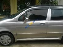 Cần bán Daewoo Matiz SE sản xuất năm 2008, màu bạc