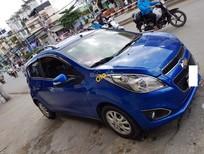 Bán Chevrolet Spark sản xuất 2014, màu xanh lam