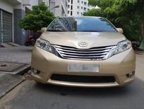 Toyota Sienna Limeted Sx 2010, màu vàng cát, hàng nhập