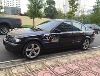 Xe BMW 3 Series 325i năm sản xuất 2005, màu đen, xe nhập