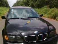 Bán BMW 3 Series 318i sản xuất 2002, màu đen, 190tr