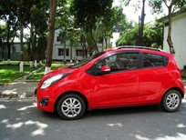 Cần bán xe Chevrolet Spark LTZ đời 2015, màu đỏ, số tự động