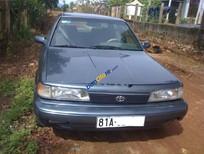 Bán xe Toyota Camry đời 1991, màu xám, nhập khẩu nguyên chiếc số tự động