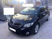 Cần bán Toyota Corolla altis 2.0V 2011, màu đen số tự động giá cạnh tranh
