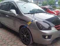 Cần bán xe Kia Carens 2.0AT đời 2012, màu xám số tự động