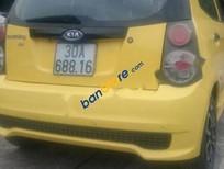 Bán lại xe Kia Morning SLX đời 2010, màu vàng, nhập khẩu