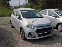 Bán xe Hyundai Grand i10, màu bạc, nhập khẩu