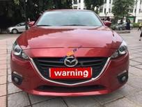 Bán ô tô Mazda 3 1.5L sản xuất năm 2016, màu đỏ còn mới, giá tốt