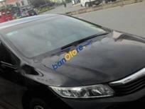 Bán xe cũ Honda Civic màu đen, số tự động, vô lăng tích hợp, đời 2012