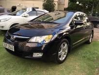 Bán Honda Civic 2.0AT đời 2008, màu đen, xe nhập như mới