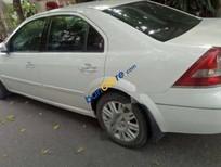 Xe Ford Mondeo 2.5 AT đời 2003, màu trắng, giá chỉ 215 triệu