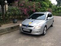 Bán Hyundai i30 CW 1.6AT đời 2009, màu bạc, xe nhập, 378 triệu