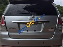 Cần bán Toyota Innova đời 2010, màu bạc, 455tr