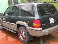 Cần bán gấp Jeep Grand Cheroke năm sản xuất 1994, màu xanh lam, nhập khẩu nguyên chiếc