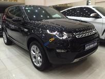 Xe LandRover Discovery Sport HSE SI4 năm 2015, màu đen, nhập khẩu nguyên chiếc