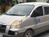 Bán ô tô Hyundai Starex Van 2.5 MT đời 2005, màu bạc, xe nhập