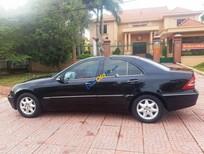 Bán Mercedes C200 đời 2003, màu đen số tự động