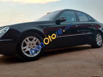 Xe Mercedes 2.6 AT đời 2004, màu đen xe gia đình, giá chỉ 350 triệu