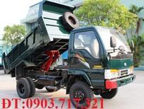 Bán xe ben Chiến Thắng 3T95 - 3.95 tấn - 3Tan 95 - 3,95 tấn