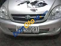 Bán ô tô Lifan 520 đời 2007, màu bạc, giá tốt