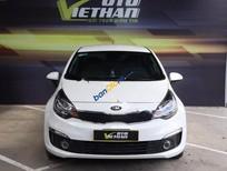 Bán Kia Rio 1.4 MT đời 2017, màu trắng, xe nhập