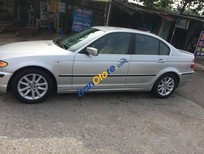 Bán ô tô BMW 318i đời 2002, màu bạc, nhập khẩu