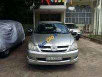 Cần bán lại xe Toyota Innova G đời 2006, màu bạc, giá chỉ 255 triệu