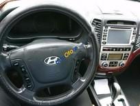 Cần bán gấp Hyundai Santa Fe MLX đời 2008, màu đen, nhập khẩu chính chủ