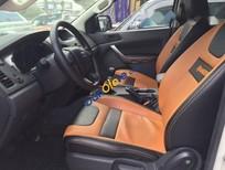 Cần bán lại xe Ford Ranger XLS MT đời 2015, màu trắng số sàn