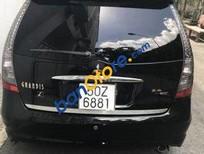 Bán Mitsubishi Grandis AT đời 2007, màu đen số tự động, giá tốt