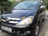 Cần bán xe Toyota Innova G đời 2006, màu đen chính chủ