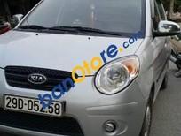 Bán xe Kia Morning Van đời 2010, màu bạc chính chủ, 185tr