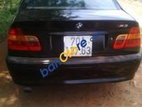 Bán ô tô BMW 3 Series 318i đời 2002, màu đen