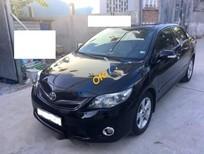 Bán Toyota Corolla Altis 2.0V 2011, màu đen số tự động, giá chỉ 568 triệu