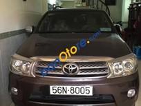 Cần bán Toyota Fortuner đời 2009, màu xám chính chủ