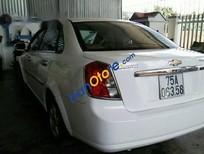 Cần bán xe Chevrolet Lacetti đời 2009, màu trắng, 170 triệu