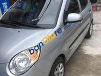 Bán Kia Morning van đời 2010, màu bạc, nhập khẩu nguyên chiếc, giá chỉ 183 triệu