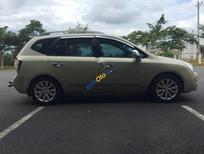 Bán Kia Carens SX đời 2013, màu vàng