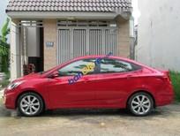 Bán Hyundai Accent AT đời 2012, màu đỏ, nhập khẩu như mới