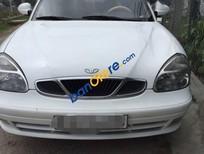 Bán Daewoo Nubira đời 2002, màu trắng, xe nhập, 125 triệu