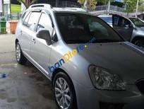 Cần bán xe Kia Carens 2.0 AT sản xuất 2011, màu bạc giá cạnh tranh