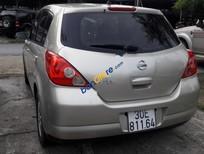 Bán Nissan Tiida 1.6AT đời 2007, màu vàng, xe nhập