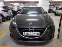 Cần bán xe Mazda 3 1.5L năm 2017, màu nâu