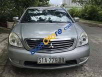 Cần bán xe Mitsubishi Galant 2.4 MiVec AT đời 2008, màu bạc, nhập khẩu