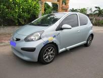 Cần bán lại xe Toyota Aygo năm 2005, màu xanh lam, xe nhập