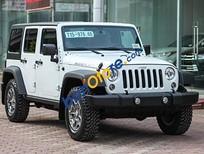 Bán Jeep Wrangler sản xuất năm 2017, màu trắng, nhập khẩu nguyên chiếc