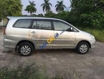 Cần bán Toyota Innova 2.0G đời 2009, màu bạc chính chủ