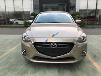 Bán xe Mazda 2 1.5L AT Sedan đời 2017 màu đồng, giá ưu đãi 499tr chỉ có ở Mazda Cộng Hòa