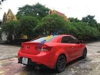 Bán Kia Cerato Koup 2010, màu đỏ, nhập khẩu, 445 triệu